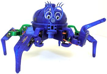 Vorpal The Hexapod Robot